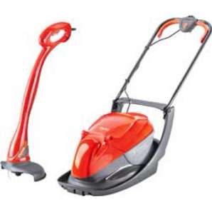 Flymo Easi Glide 330 Lawnmower With Free Grass Trimmer - 1400W £89.99 @ Argos