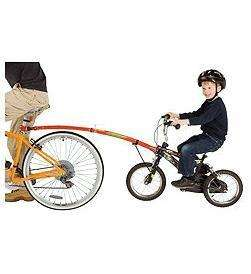 Trail Gator Bike Tow Bar (For Towing Kids on the back of you bike) £44 plus clubcard exchange at Tesco Direct