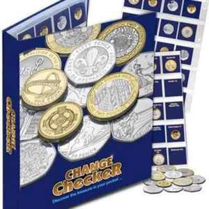 Change Checker Collector's Album Offer for £7.98 @ Westminster Collection