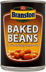 Branston Baked Beans - 4 pack £1.25 at Lidl