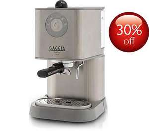 Coffee Machine - Gaggia Baby Twins (RI8159/40) only £183.75 delivered! RRP £399.99 using codes @ .philips-shop.