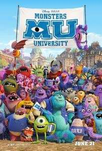 Monsters Inc University 3d tickets for Times subscribers 23rd June Leicester Sq Odeon
