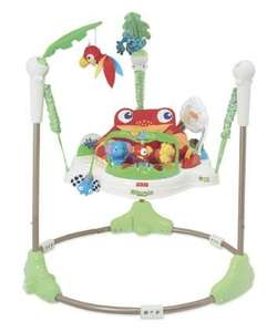 Fisher price rainforest jumperoo £66.99 @ Mothercare