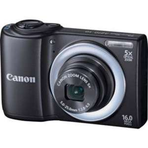 Canon PowerShot A810 16MP 5x Zoom Compact Camera - £34.99 @ Argos