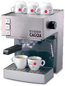 Gaggia Cubika Refurb - £106.50 with Delv inc 1yr in Coffee Club worth £120 (Caffe Shop Ltd)