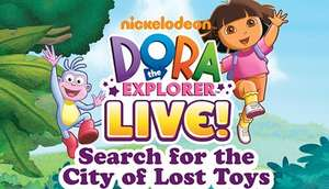 Dora The Explorer - Live on Stage - half price tickets! £9.35 @ lastsecondticket
