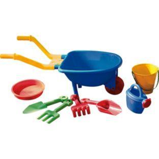 Chad Valley Wheelbarrow Set now £6.99 @ Argos (also Chad Valley Toy Garden Trolley now £6.49)
