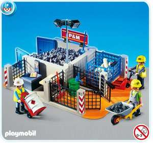 Playmobil Construction Superset @ playmobil.co.uk £12 +£2.95 P&P or free over £30 spend. Log In required. Other good deals too.