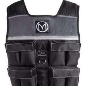 Matt Roberts 10kg Weighted Vest £29.99 reduced from £40 in Argos