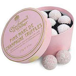 Charbonnel et Walker - Pink Champagne Truffles 275g was £21, NOW £10.50 @ Selfridges Instore