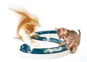 Amazon - CatIt Senses Play Circuit For Cats Kittens Pets Play was £13.69 NOW £ 7.99