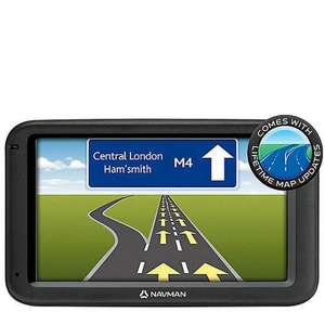 "Navman Mio M614LM 5"" Widescreen Sat Nav Bundle with Carry Case and Lifetime Map Updates - £49.99 delivered @ Ebay/ ZavviOutlet"