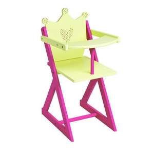 Lovely Dolls Wooden High Chair £7 at Wilkinsons (Also cradle-link in 1st post) was £14
