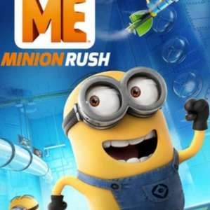 Despicable Me - Minion Rush available FREE on the App Store and Android