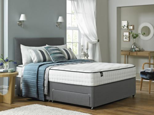 Rest Assured Andria Double pocket 2000 memory mattress @ sleepshop £285.59
