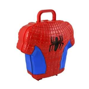 Spiderman lunch box 1.99 @ Home Bargains instore