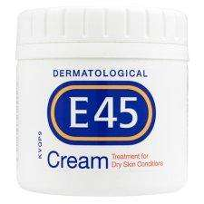E45 Cream 125G Tub - Was £4.00 Now £2.66 or £1.66 by using coupon @ Tesco