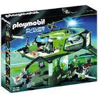 Playmobil 5149 E-Rangers Headquarters only £36.44 from £99.99 plus other sets del @ Argos
