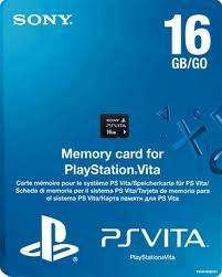 PS Vita 16gb Memory card only 20.95 @ VERY using code!!