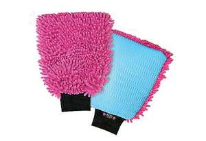 Muc-off motorcycle cleaning mitt - halfords £3