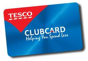 100 Clubcard points (£4 in rewards) when you recycle ink cartridges with Tesco