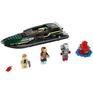 LEGO Super Heroes 76006: Iron Man Extremis Sea Port Battle £12 @ Amazon