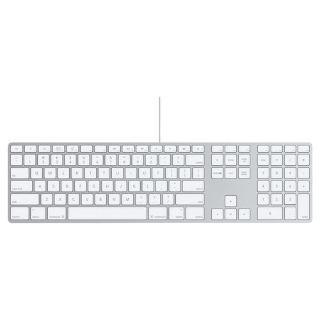 Apple Keyboard with Numeric Keypad @ TESCO Direct - £20