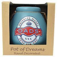 Pot of dreams money box - Tesco instore (Swindon) - 88p
