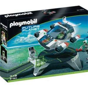 Playmobil 5150 E-Rangers Turbojet with Launch Pad  £16.19 Delivered @ Argos