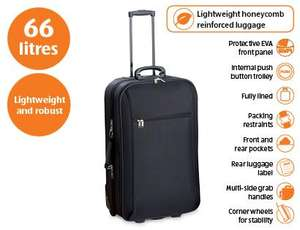 Large Travel Case £19.99 @ALDI (suitcase)