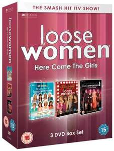 Loose Women Box Set - Here Come the Girls [DVD wow £1.00 +  free del @ Amazon / Direct Offers UK