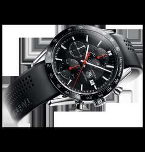 Tag Heuer Carrera Chrono CV2014.FT6014 INSTORE ONLY @ Ernest Jones £1295 (49.9%) saving!