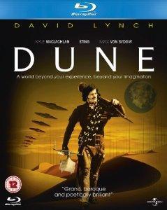 Dune Blu Ray £5.52 @Amazon