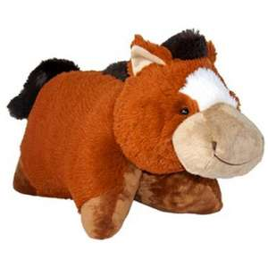 'Sir Horse' Pillow Pets Only £8.99 Delivered @ Amazon