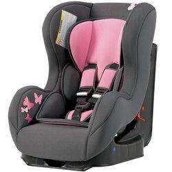 Comfort Plus Car Seat in Pink Butterfly - Babies R Us - Britain's greatest toy store £49.99