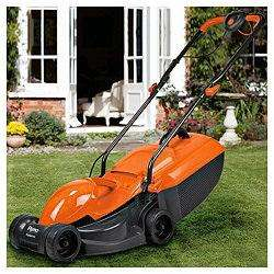 Flymo Rollermo Lawnmower for £27 (50%) at Tesco