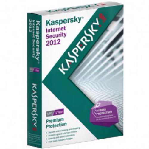 Kaspersky Internet Security 2012 £4.99 + £1.99 delivery @ 7dayshop