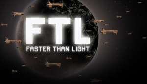 FTL: Faster Than Light (Steam & DRM-free) £3.18 at ftlgame.com