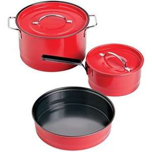 Coleman Family Cookset - £18.49 and FREE DELIVERY @ roofrackshop