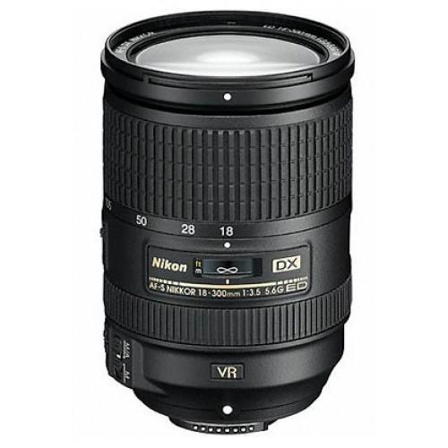 Nikon AF-S Nikkor 18-300mm f/3.5-5.6G ED VR - £567.99 @ Procamerashop
