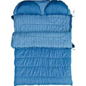 Regatta Premium 300GSM Double Sleeping Bag with Pillow from Argos, £23.19 with code
