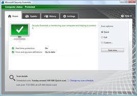 Free versions of Microsoft Anti-Virus