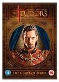 The Tudors seasons 1-4 (13 discs on dvd) from Sainsburys Entertainment for £15.