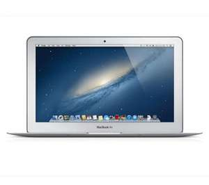 "APPLE 11.6"" MacBook Air MD223B/A Laptop  £779.00 + quidco 1.5% cashback @ Currys"