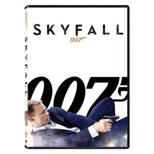 Skyfall on DVD for £7 at Tesco Instore only