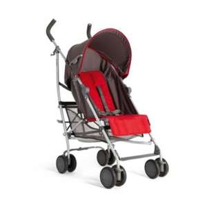 Mamas & Papas - Kato Buggy - Red/Taupe or Aqua/Grey £69 @TESCO direct