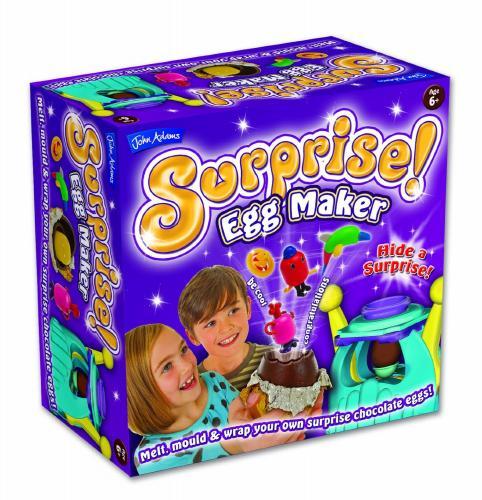 John Adams Surprise Chocolate Egg Maker now £4.18 del @ Amazon