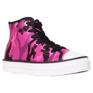 KG by Kurt Geiger Lori Camo Print Hi-Top Trainers £22 Delivered @ John Lewis