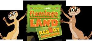 flamingo land free camping deal £30 for 1 £100 for family of 4 . 3 days