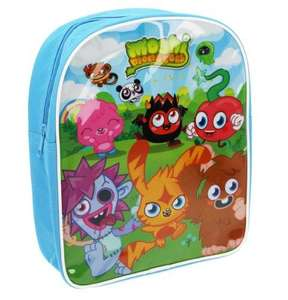 Trade Mark Collections Moshi Monster Backpack (Blue) £2.70 del @ Amazon